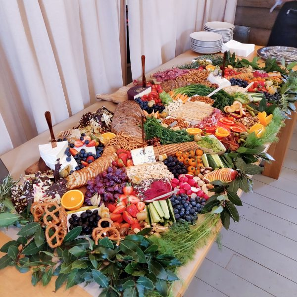 Grazing Table Buffet Catering