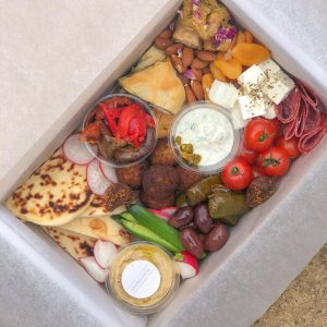 THE ULTIMATE MEZE BOX