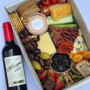 FATHER'S DAY GRAZE BOX (WITH WINE)