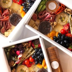THE ULTIMATE LUXURY GRAZE BOX FOR TWO