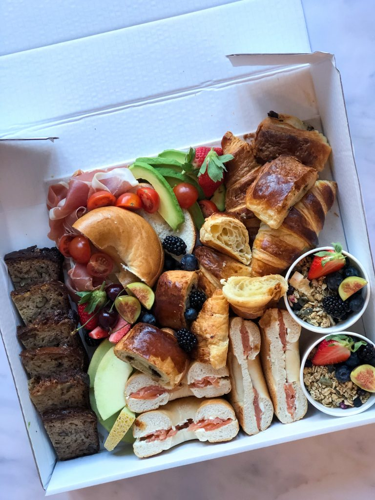 Graze Box, Grazing Platter, Grazing Table, Caterer, Event Catering, Brownie Box, Brunch Platter, Brunch Box