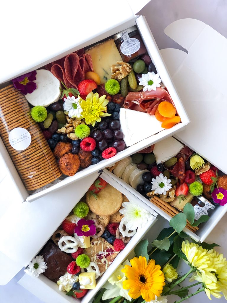 Graze Box, Grazing Platter, Grazing Table, Caterer, Event Catering, Brownie Box